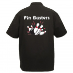 Pin Busters Stock Print on The Player
