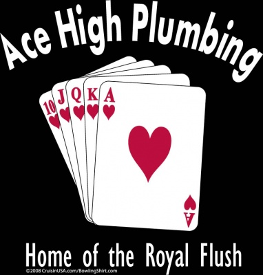 two ace high flushes meaningful quotes