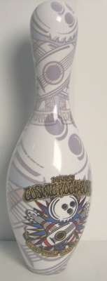 Custom Designed Bowling pins