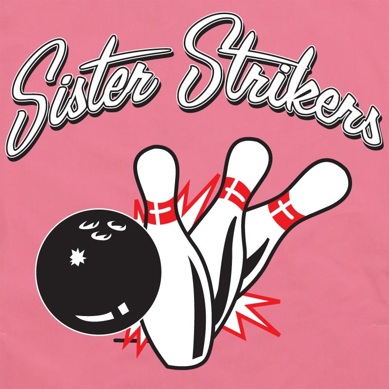 BowlingShirt.com - Sister Strikers on Classic Bowling Shirts - photo#14