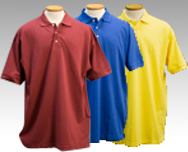 Family Solid Color Polo Bowling Shirts